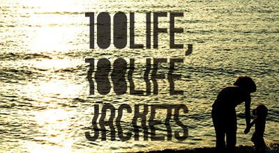 100 LIFE, 100 LIFE JACKETS 生まれて初めて着たライフジャケット